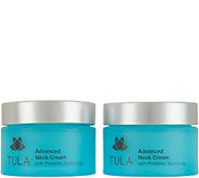 TULA by Dr. Raj Probiotic Neck Cream Duo - A297764