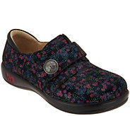 Alegria Leather Slip-on Shoes - Joleen - A299264