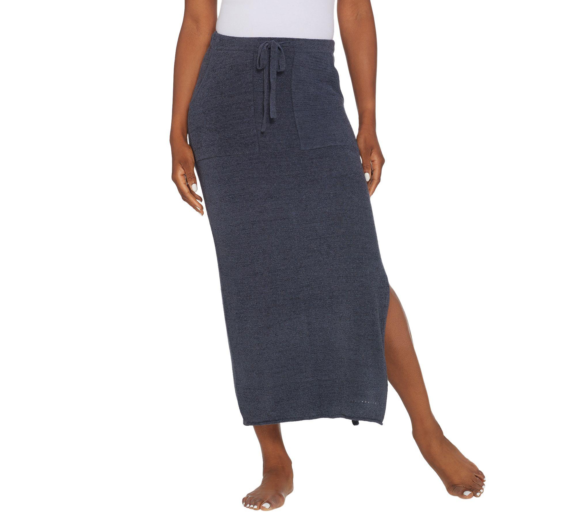 c89a53aff2 Barefoot Dreams Cozychic Ultra Lite Maxi Skirt - Page 1 — QVC.com