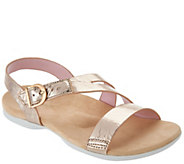 Spenco Orthotic Back-strap Sandals - Roxbury - A304864
