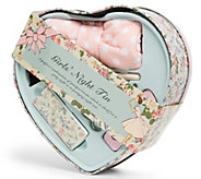 The Vintage Cosmetic Company Girls Night Tin Heart - A355664