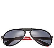 Breed Octans Polarized Titanium Sunglasses - A414164