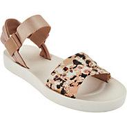 Clarks Active Leather Slip-on Sandals - Seanna Sun - A290065