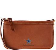 Dooney & Bourke Florentine Leather NFL Large Slim Wallet - A300965