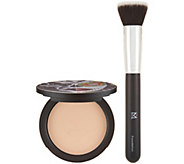 Voodoo Makeup Coconut Cream Foundation with Brush - A301765