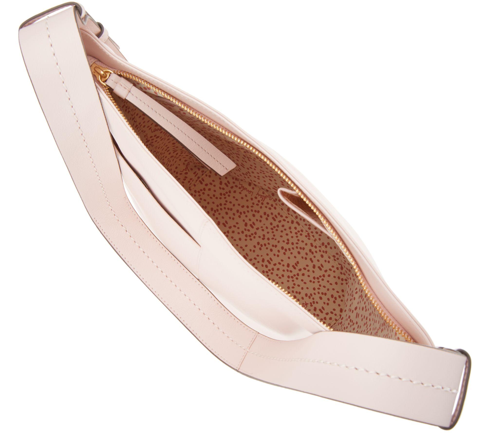 6385b3042d4 RADLEY London Finch Street Leather Large Bucket Hobo Handbag - Page 1 —  QVC.com
