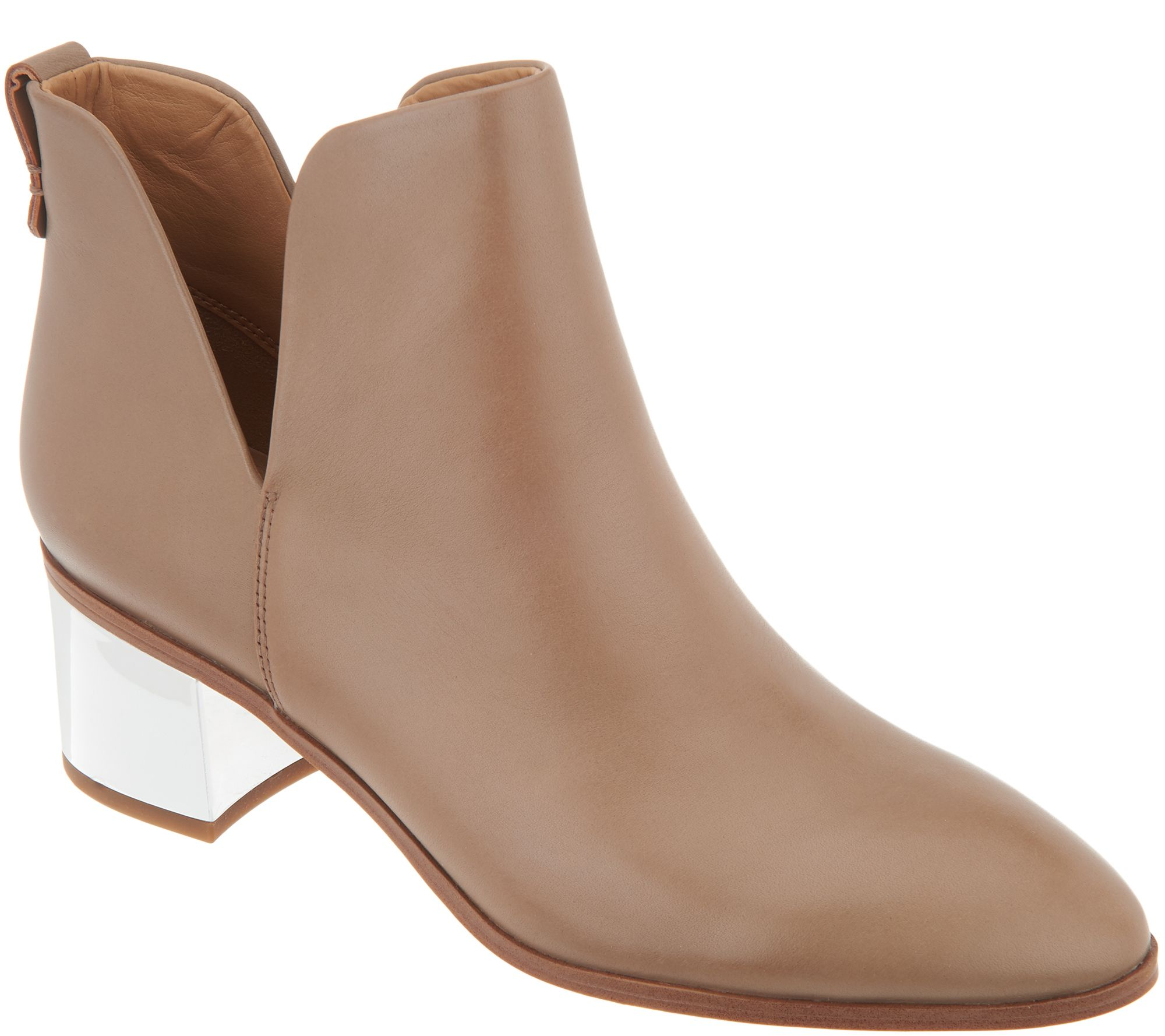 2e8d6e8f265 Franco Sarto Leather or Suede Boots - Reeve - Page 1 — QVC.com