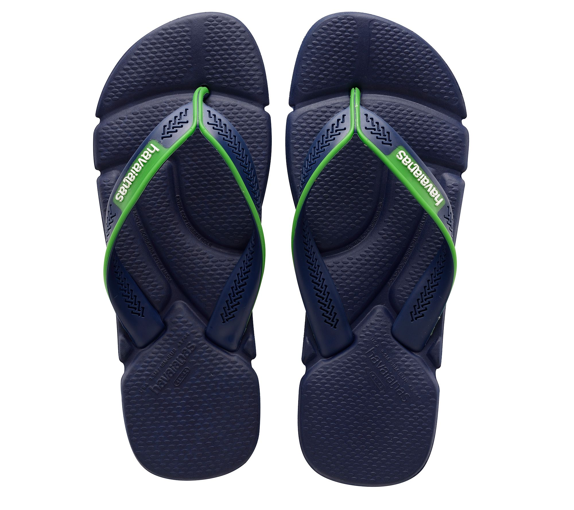 88fb6619ed2c10 Havaianas Men s Power Flip-Flops - Page 1 — QVC.com