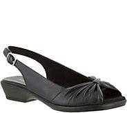 Easy Street Slingback Sandals - Fantasia - A356866