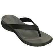 Crocs Thong Sandals - Capri V Flip - A357966