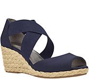 Bandolino Espadrille Wedge Sandals - Hullen - A411966