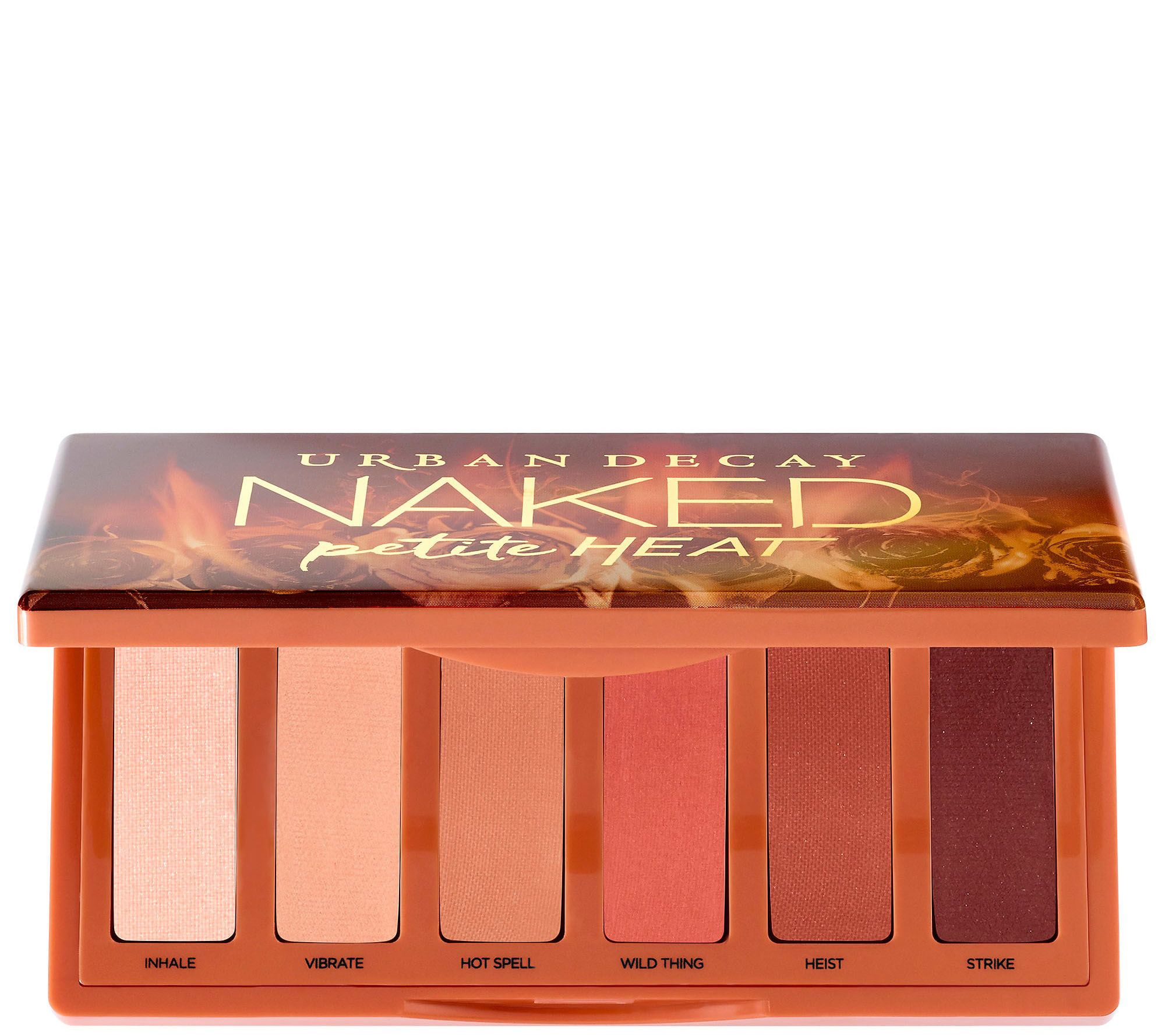 Urban Decay Naked Petite Heat Palette Page 1 Qvc Com