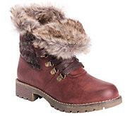 MUK LUKS Womens Verna Boots - A417266