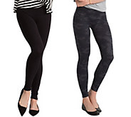 Spanx Seamless Ankle Length Leggings - A276967