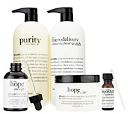 philosophy 4-piece iconic skincare collection - A285667