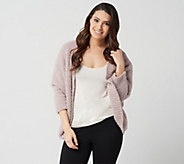 Barefoot Dreams Cozychic Open Front Shrug - A303167
