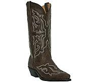 Laredo Leather Cowboy Boots - Runaway - A245468