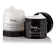 philosophy super-size hope in a jar am/pm moisturizer duo - A254168