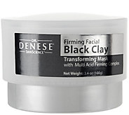 Dr. Denese Super-Size Black Clay Facial Firming Mask 3.4oz - A282768