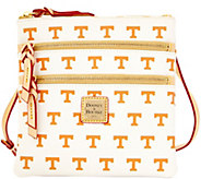 Dooney & Bourke NCAA University of Tennessee Zip Crossbody - A283468