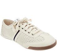 ED Ellen DeGeneres Leather Lace-up Sneakers - Escondido - A291068