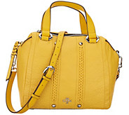 orYANY Lamb Leather Satchel Handbag - Nola - A307968