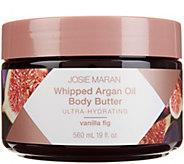 Josie Maran Argan Oil Super-Size 19oz Anniversary Body Butter - A343768