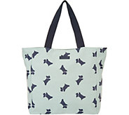 RADLEY London Canvas Tote Bag - Dog Print - A352668