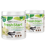 Nutrisystem 28 Days of Vanilla Fresh Start Shakes - A367068