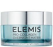 ELEMIS Pro-Collagen Overnight Matrix Night Crea m, 1.6 fl oz - A413068