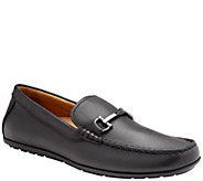 Vionic Mens Leather Moccasins - Mason - A413968