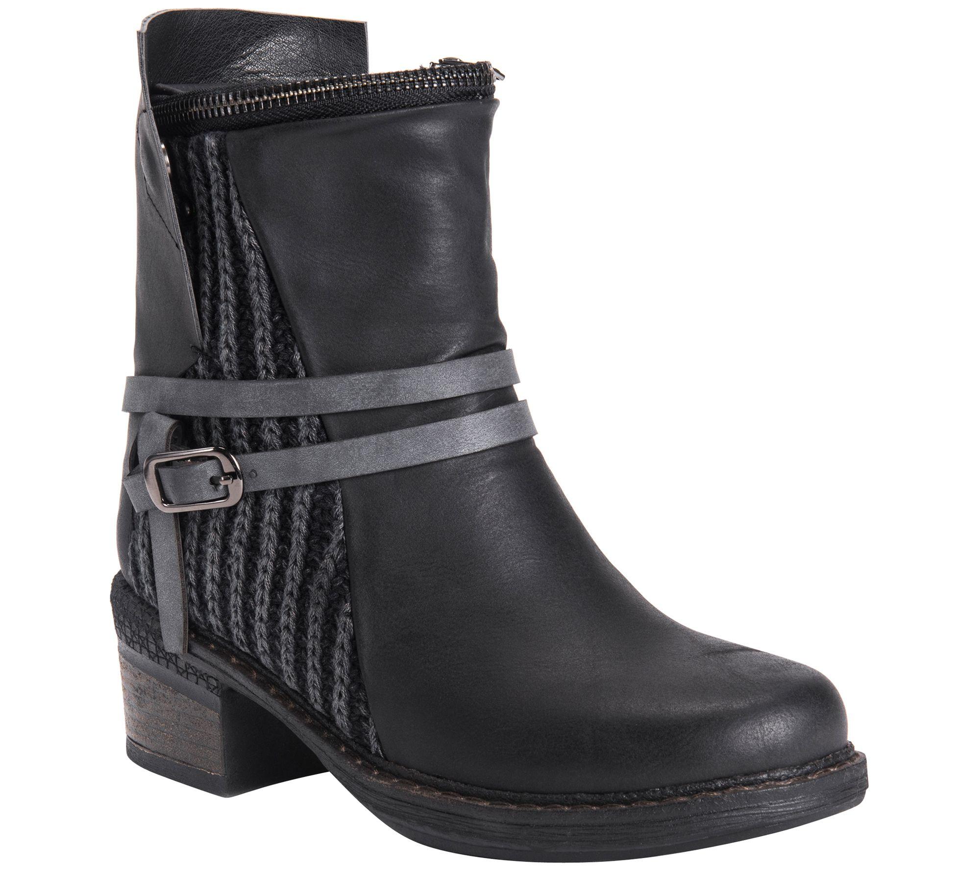 MUK LUKS Women s Nina Boots — QVC.com fe6be4b78089