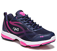 Ryka Cushioned Lace-up Training Shoes - Devotion XT - A426168