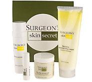 Surgeons Skin Secret 4 Piece Lemon Pack - A154569