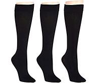 Legacy Graduated Compression Socks 3 Pack - A279669