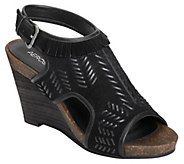 Aerosoles Wedge Sandals - Waterfront - A364069