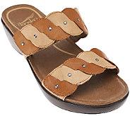 Dansko Double Strap Slip-on Sandals - Dee - A264870
