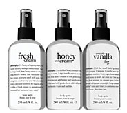 philosophy sweet spritz trio - A304570