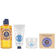 LOccitane Shea Butter Summer Skin Collection - A344370