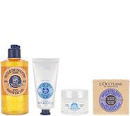 LOccitane Shea Butter Ultimate Skin Collection - A344370
