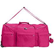 Kipling Nylon Large Wheeled Luggage - DiscoverL - A364570