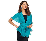 Joan Rivers 4 in 1 Vest with Belt - A222771