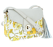 As Is Isaac Mizrahi Live! Bridgehampton Canvas Bag - A260971