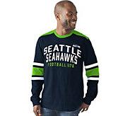 NFL Mens Slub Jersey Long Sleeve Top - A282271