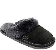 Lamo Womens Scuff Slippers - A334771