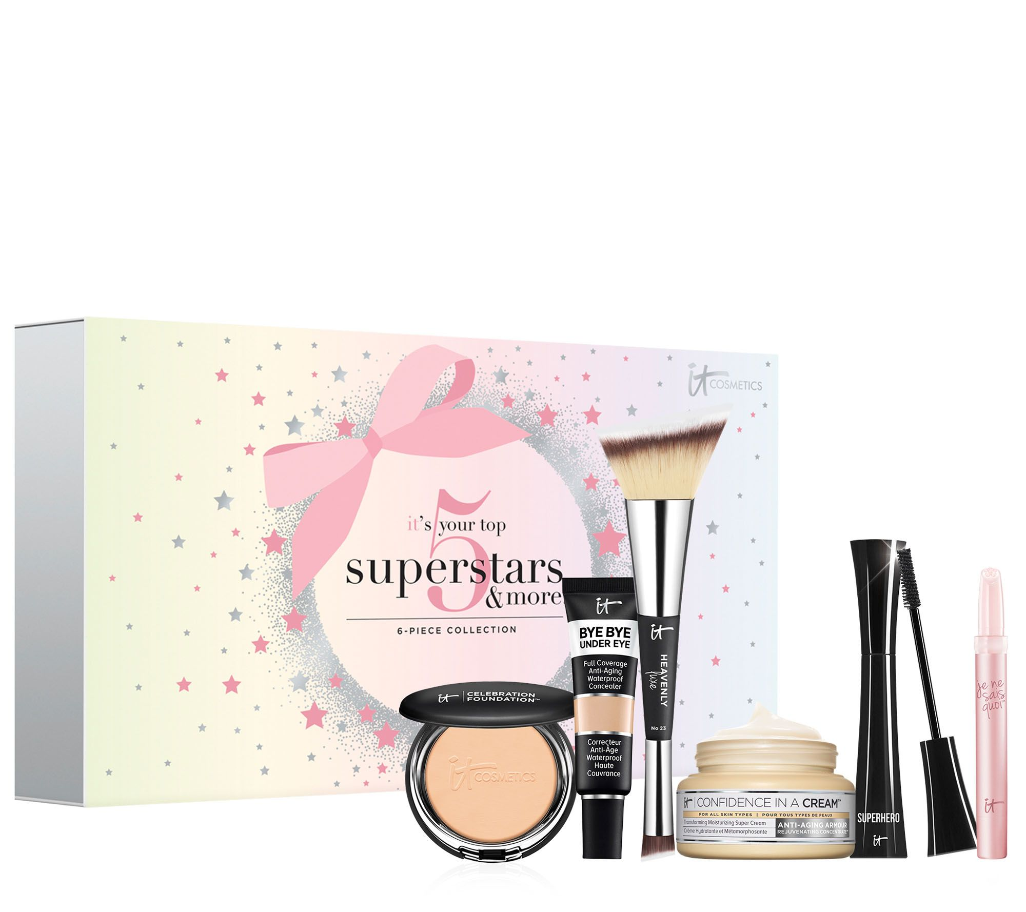 IT Cosmetics IT's Your Top 5 Superstars and
