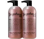 philosophy super-size holiday shower gel duo - A294372