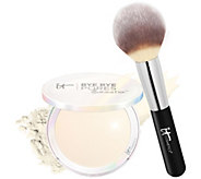 IT Cosmetics Bye Bye Pores Pressed Illumination with Brush - A298972