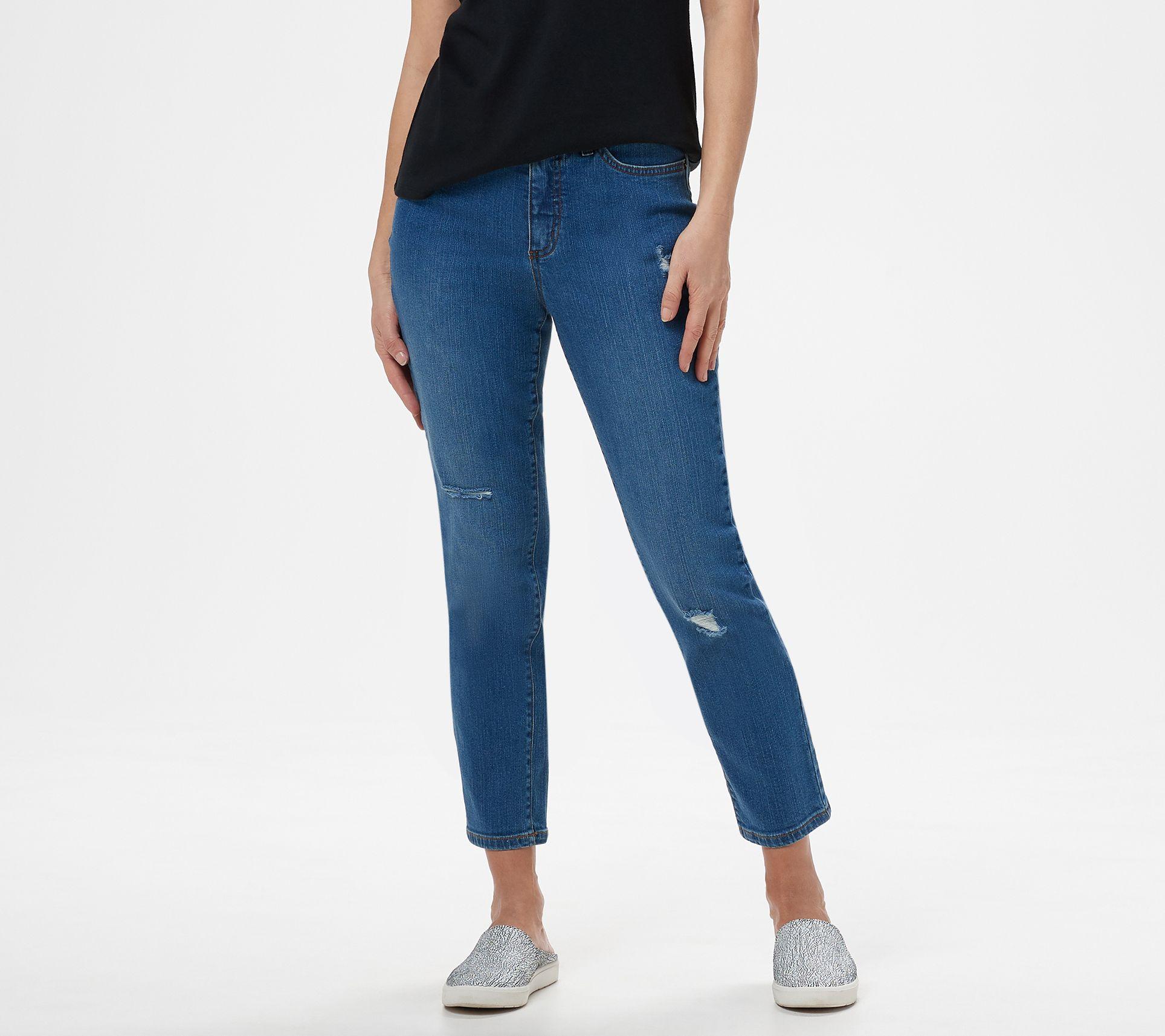 c42bc12d487 Studio by Denim   Co. Regular Classic Denim Ankle Jeans - Indigo ...
