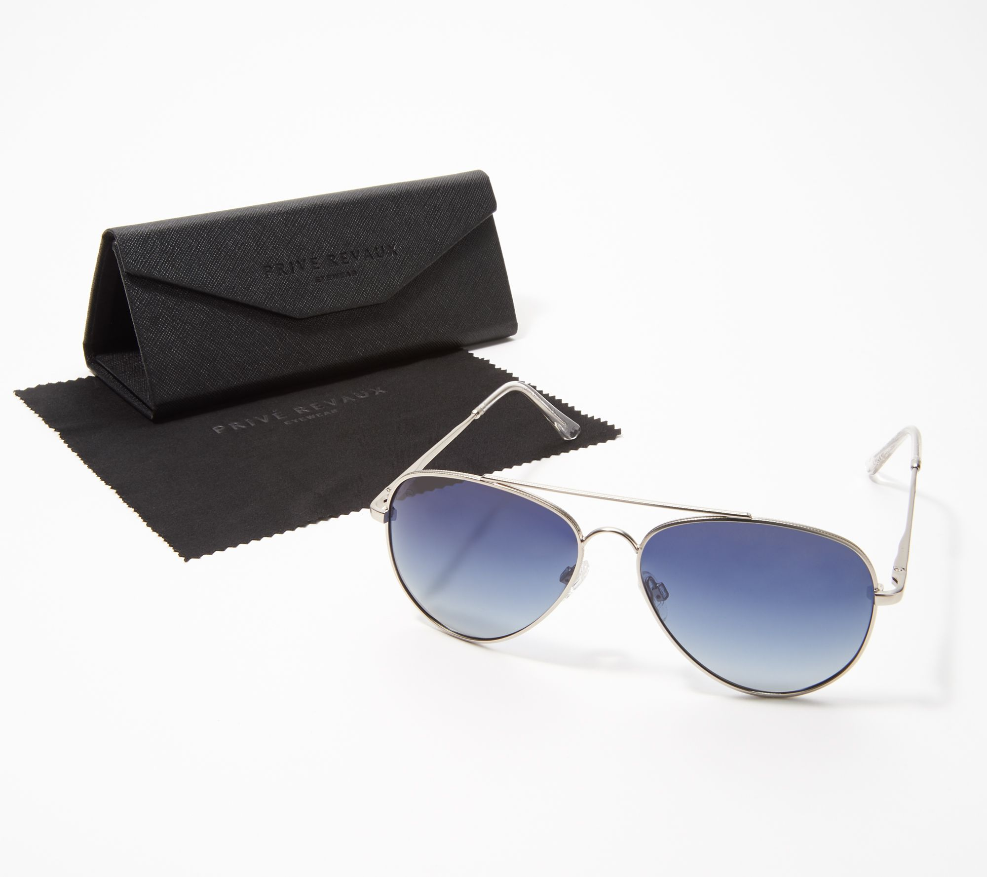 8fdee975eb Prive Revaux The Showstopper Polarized Sunglasses - Page 1 — QVC.com